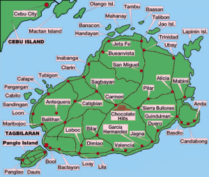 Map-of-Bohol
